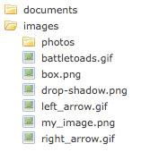 jQuery File Tree